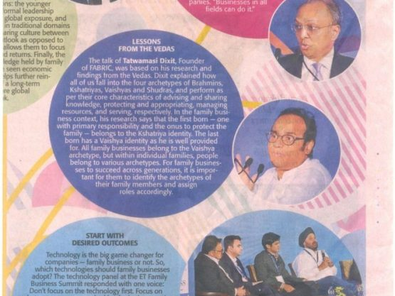 Family-Business-Consultant-India-Tatwamasi-Dixit-Economic-Times-Article-1